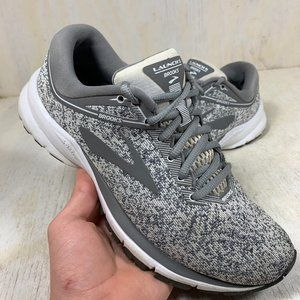 Brooks Launch 5 running shoes grey size 8